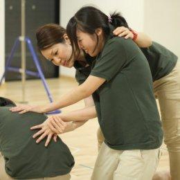 保育スキル講座「運動あそび」の実技研修を実施