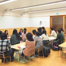 保育スキル講座「離乳食の進め方」の研修を実施