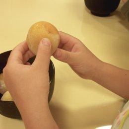 和歌山の青梅で梅シロップづくり