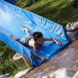 夏の思い出に残る特別な一日!「どろんこ祭り2015」イベントレポート