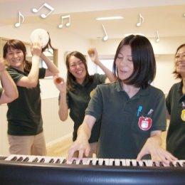 音楽療法士による、音楽の魅力を体感するプログラム「音のつむぎ」開催