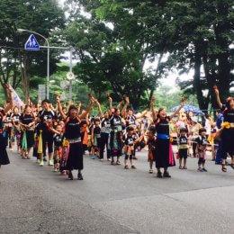 努力は裏切らない!朝霞市のお祭りで、どろんこ会グループの鳴子隊2チームがダブル受賞!