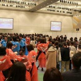 今年のテーマは「祭り」!全職員1200名ワークショップ形式のどろんこ会グループ全体研修を開催!