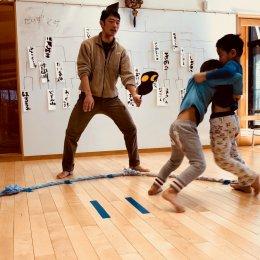 勝っても負けても強くなる…!東寺尾どろんこ保育園で相撲大会が行われました!
