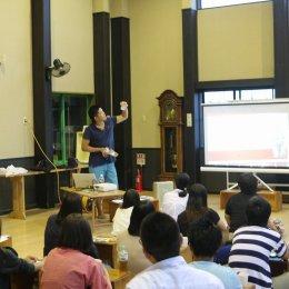保育者の数だけ「ヒラメキ」がある~第二回ヒラメキ研究会「危険生物対策講習会」開催!
