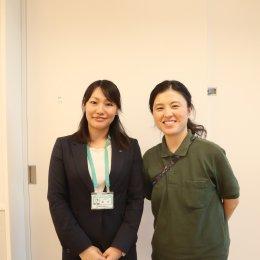 セブン-イレブン・ジャパンの米川さんと園長