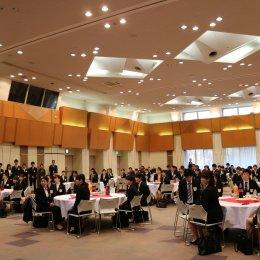 どろんこ会グループ2019年度新卒入社職員内定式を開催