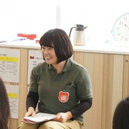施設長の小川さん
