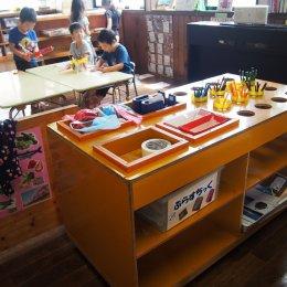 園内環境も更新中!子どもの発想広げる職員発案の遊び場づくり