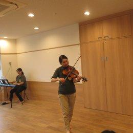 桶川ルーム体験学習「音のつむぎ」