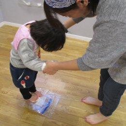 つむぎ横浜東口ルーム体験学習「手打ちうどんを作ろう」
