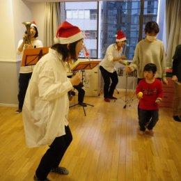 つむぎ横浜西口ルーム「音でたのしむクリスマス」