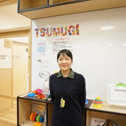 言語聴覚士インタビュー 「子どもの生活、遊びの中で支援する」