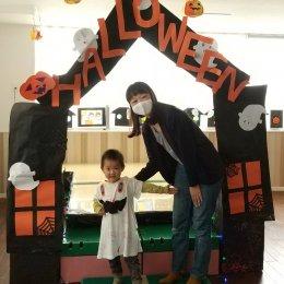 つむぎ阿佐ヶ谷10月体験学習「みんなでハロウィンパーティー!」
