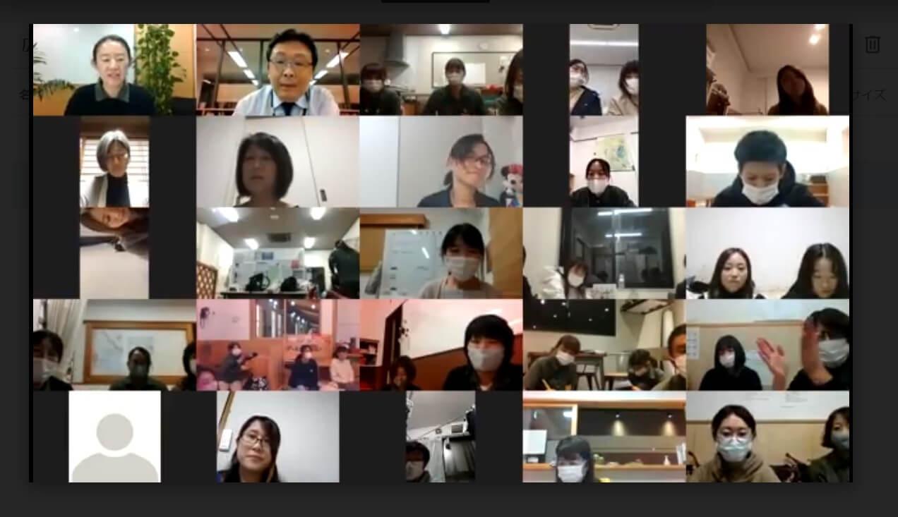 食育スキル講座の参加者