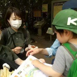 発達支援つむぎ駒沢 5月体験学習「等々力渓谷を歩こう」