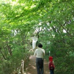 発達支援つむぎ桶川 4月体験学習「五感満喫ツアー」