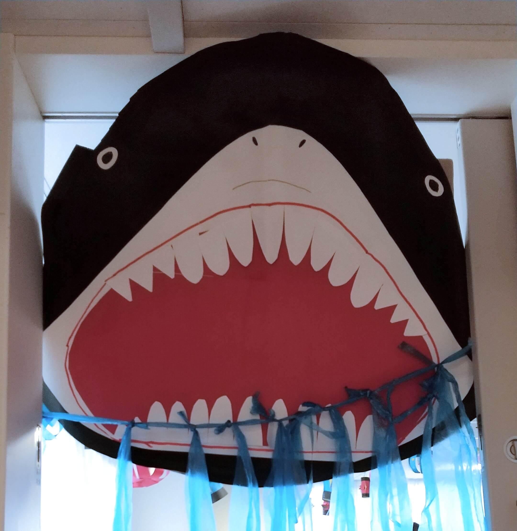 サメの入口
