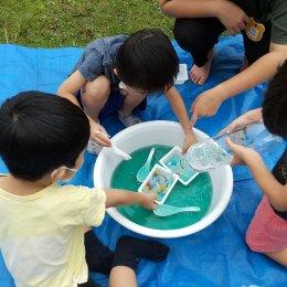 発達支援つむぎ 横浜東口 「自分で遊びを考え、変化を楽しむ(年中・年長児グループ)」