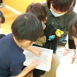 子ども発達支援センターつむぎ 浦和美園「ひまわりから広がる、自然への興味と友だちとの関わり」